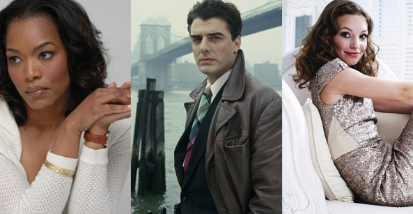 Angela Bassett, Evelyn; Chris Noth, Gabriel; Perdita Weeks, Maria